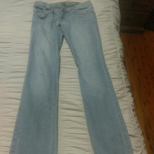 LEE Lo Rider Jeans size 10