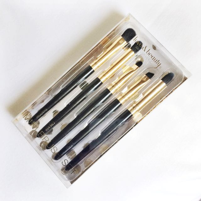 Mini Brush Set Forever 21