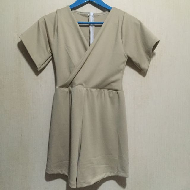 Mocca Jumpsuit (reprice)