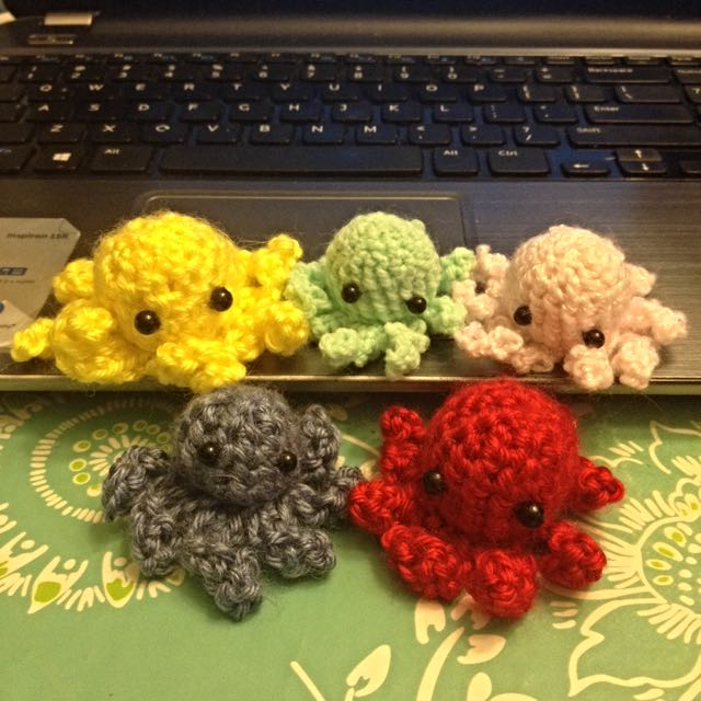 More Octopuses!
