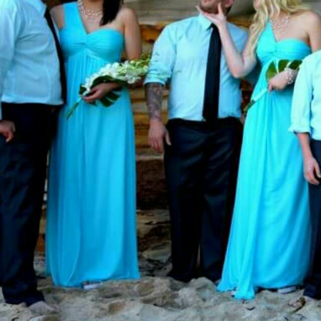 Mr K Dress, Colour SEA, Size 10