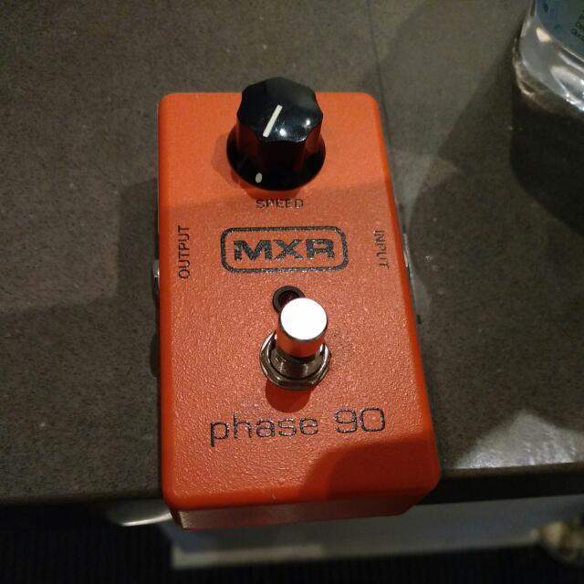 Mxr Phase 90 Guitar Pedal