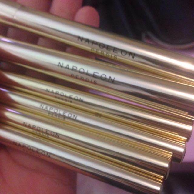 Napoleon Make Up Brushes