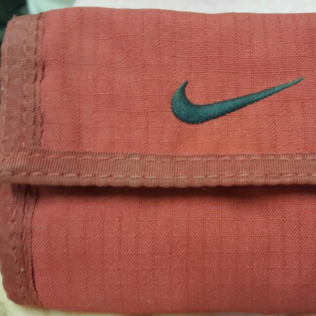 Nike運動皮夾