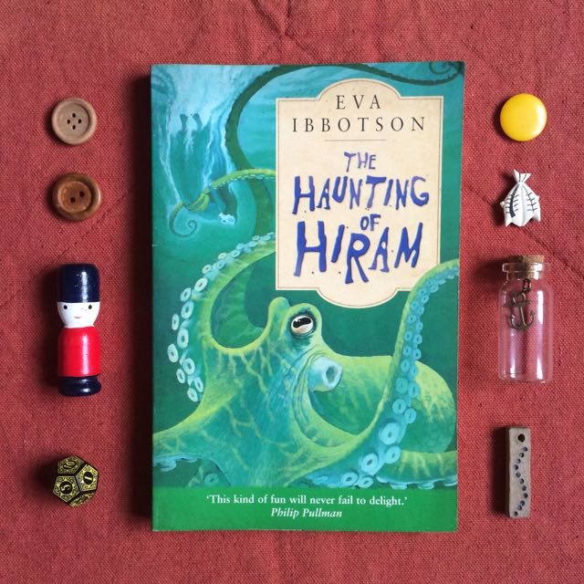 Novel 'The Haunting of Hiram' by Eva Ibbotson