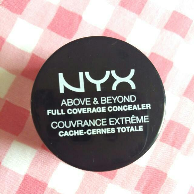 NYX Above & Beyond ( FULL COVERAGE CONCEALER )