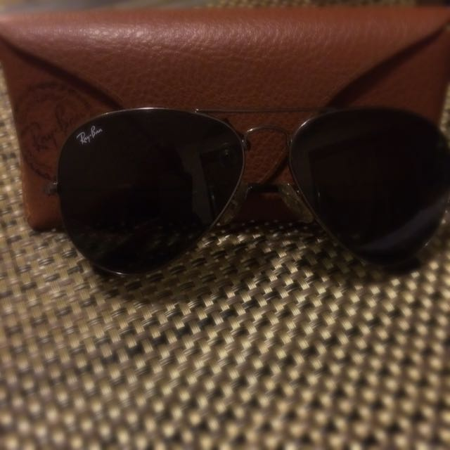 Ray Bans Classic Aviator Sunglasses