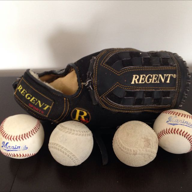 Regent 21/2 Inch Baseball Gloves