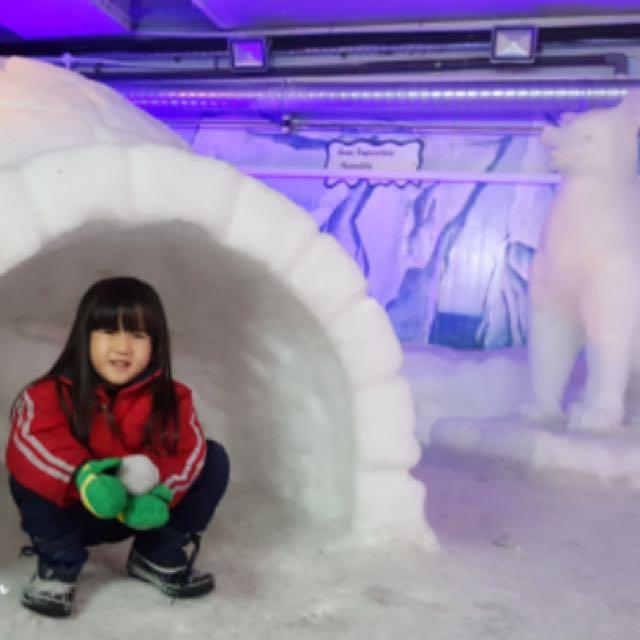 e053083fc snow city (rental of winter wear + winter boots) tickets ...
