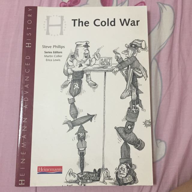 The Cold War Conflict In Europe And Asia Steven Phillips