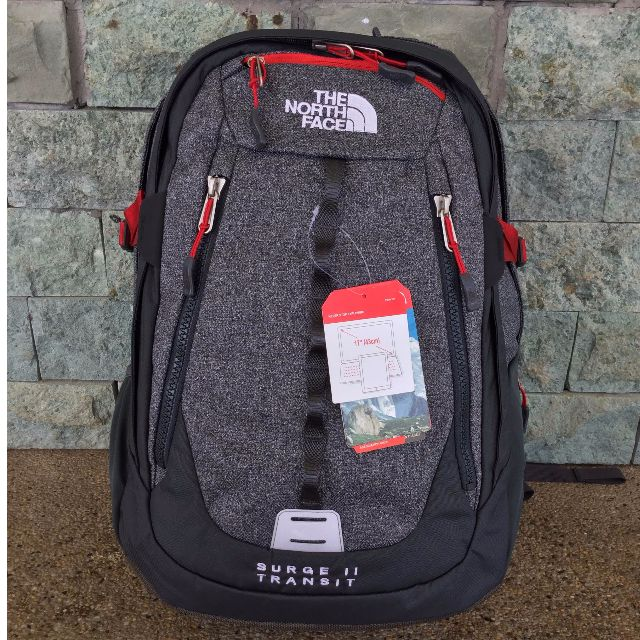 57a4aa877 The North Face Surge II Transit backpack