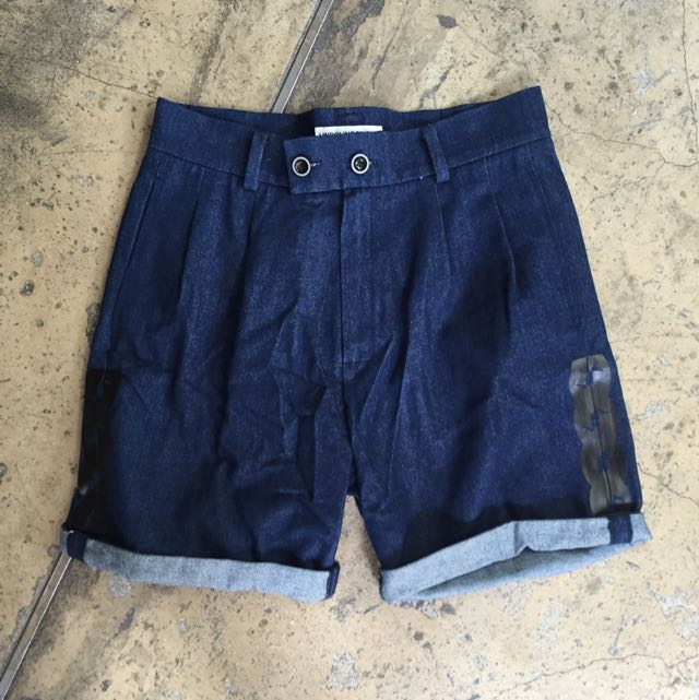 [SALE] UNBOUNDED AWE Denim Shorts