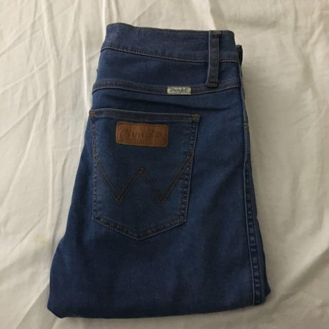Wrangler Ziggy Denim Jeans