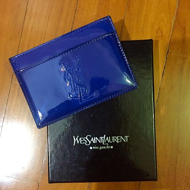 6e5b0d9f09c Yves Saint Laurent YSL Credit Card Holder (unisex), Women's Fashion ...