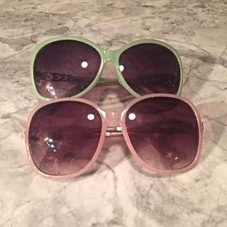 Ado/forever 21 Sunglasses