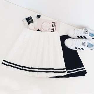 輕甜百褶裙