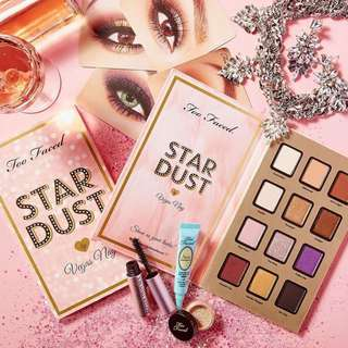 100% AUthentic Too Faced Star Dust