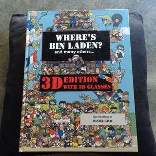 Where's Bin Laden 3D