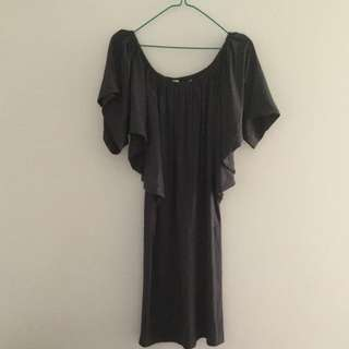 Casual Dress - Seed, Gray Size M