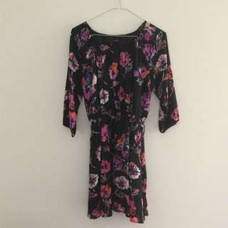 Flower Dress - Forever 21, Size S