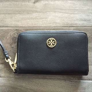 Brand New With Tags Tory Burch Smart Phone Wristlet Wallet