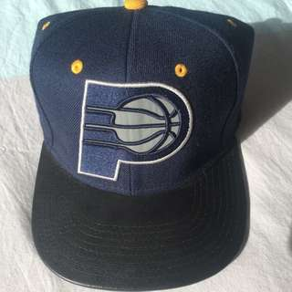 Mitchell & Ness Pacers Cap
