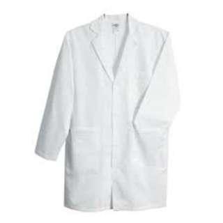 Lab Coat, Long Sleeves (White)