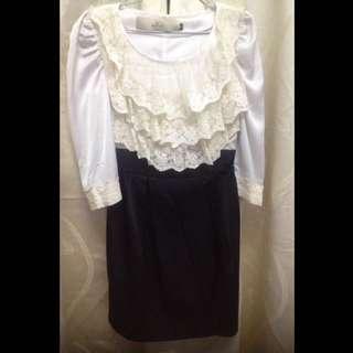 Lacey 1 piece Working Dress