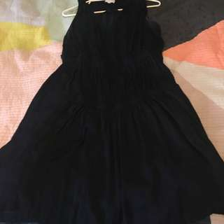 witchery Navy Dress