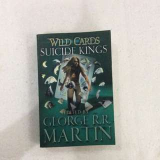 Wild Cards: Suicide Kings