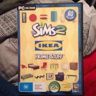 The Sims 2 IKEA Stuff PC