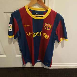 Authentic FC Barcelona Top