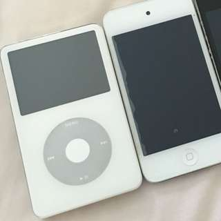 iPod Touch 4, iPod Classic
