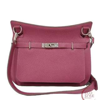 Authentic HERMES Jypiere 28 Silver hardware 23 6.29