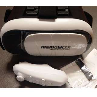 Only $25 VR Goggles BNIB / comes with Bluetotth remote controller (batteries included)