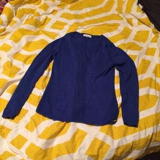 Calvin Klein Blue Knit - XS