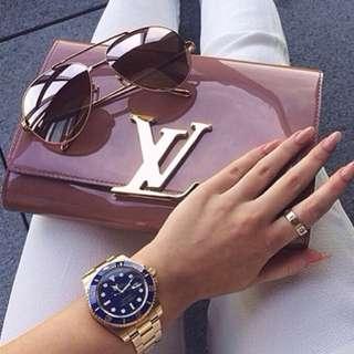 Louis Vuitton Clutch 100% Authentic
