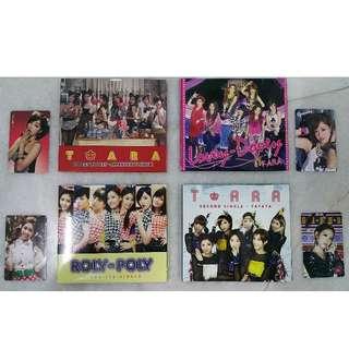 (PRELOVED) T-ARA Japanese Album