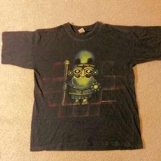 Inca Cusco T Shirt Large
