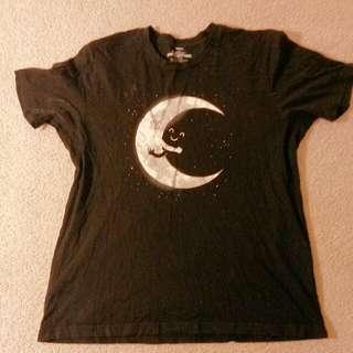 Threadless 'Moon Hug' XL T Shirt