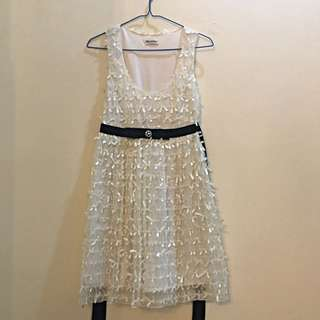 Miss Selfridge White Dress