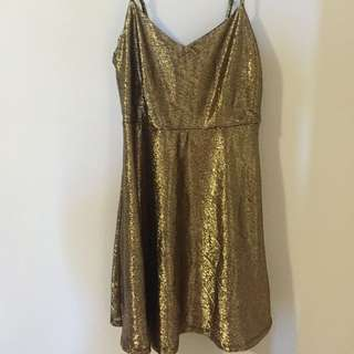 Glittery Party Dress