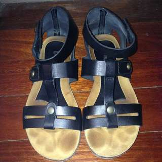 Wittner Birkenstock Style Leather Sandals