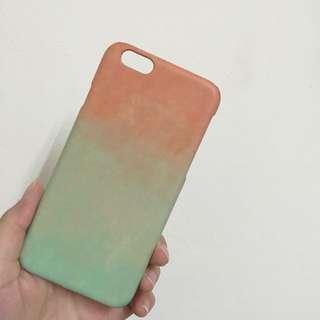 iPhone6 漸層磨砂手機殼