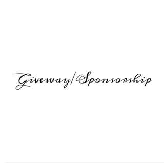 Sponsorship repost And Shoutout !