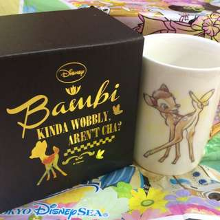🎌日貨🎌迪士尼系列經典 小鹿斑比馬克杯