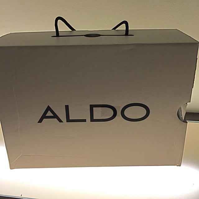 ALDO 👠👠香檳金