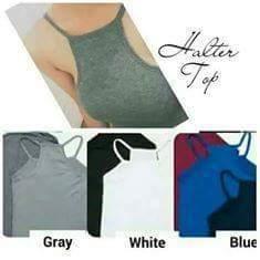 Basic Halter top