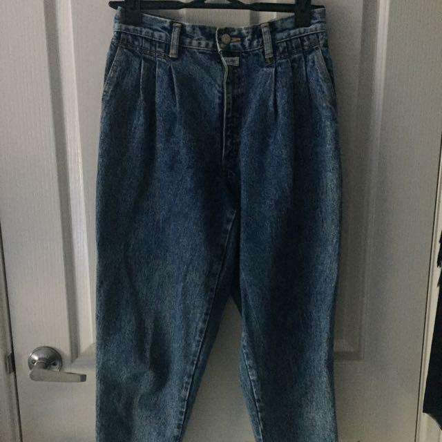 Boyfriend Vintage Jeans
