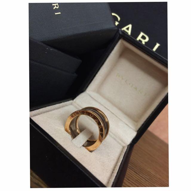 BVLGARI 寶格麗精品戒指